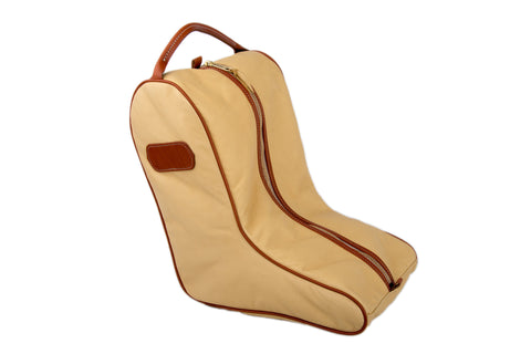 Boot Bag - All Leather