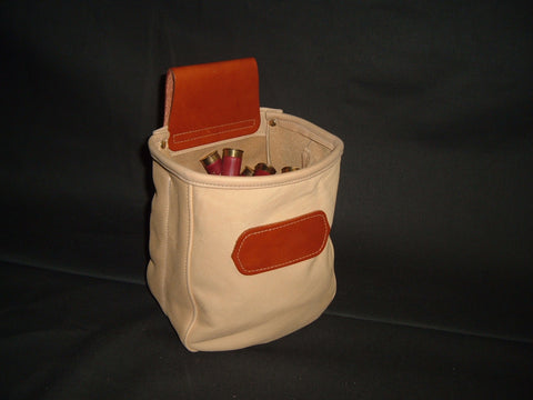 Leather Skeet Bag