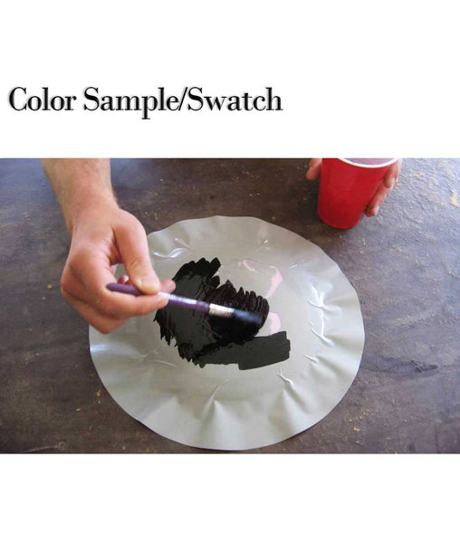 send swatch to custom dye ring pashmina scarf.