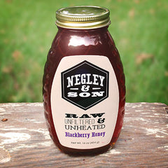Blackberry Honey - 16oz