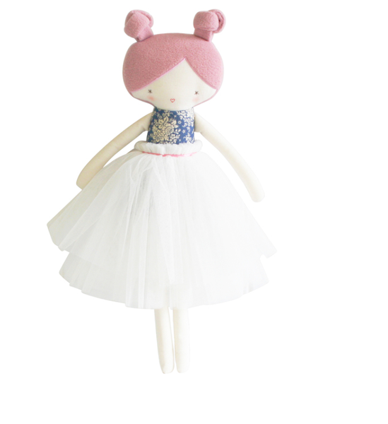 COLETTE DOLL NAVY PINK
