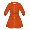 Peppa Dress - Ginger