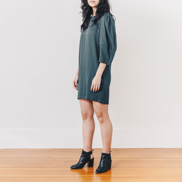 Aria Shift Dress, Pine