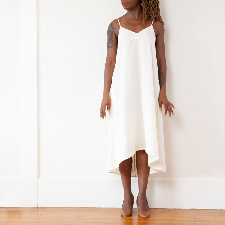 Maeve Dress - Cream