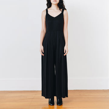 Florence Jumpsuit, Black