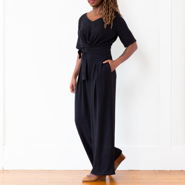 Isabel Jumpsuit, Black