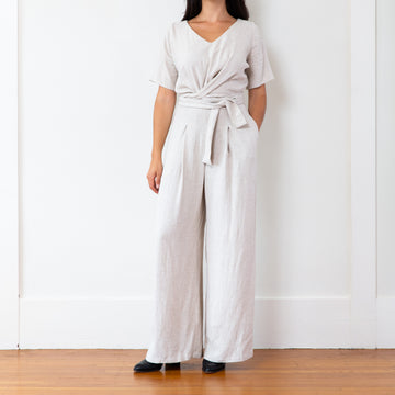 Isabel Jumpsuit, Natural