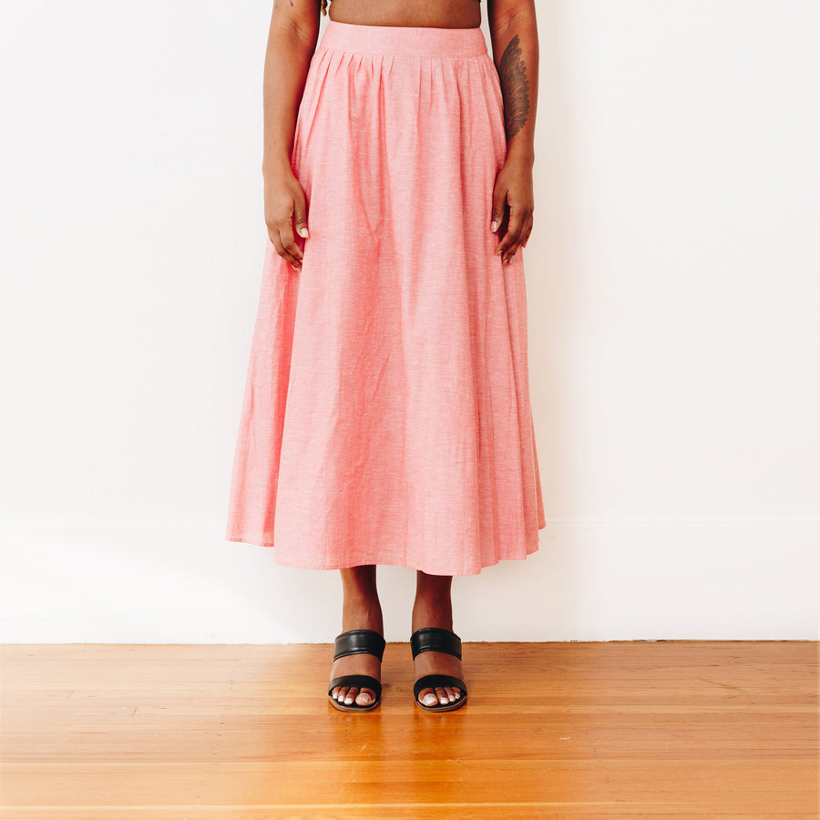 Hazel Skirt, Poppy