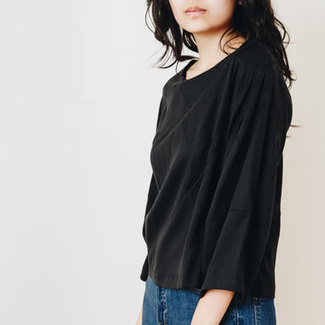 Lucia Blouse, Black