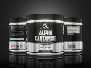 ALPHA- GLUTAMINE - Alpha Fuze Nutrition