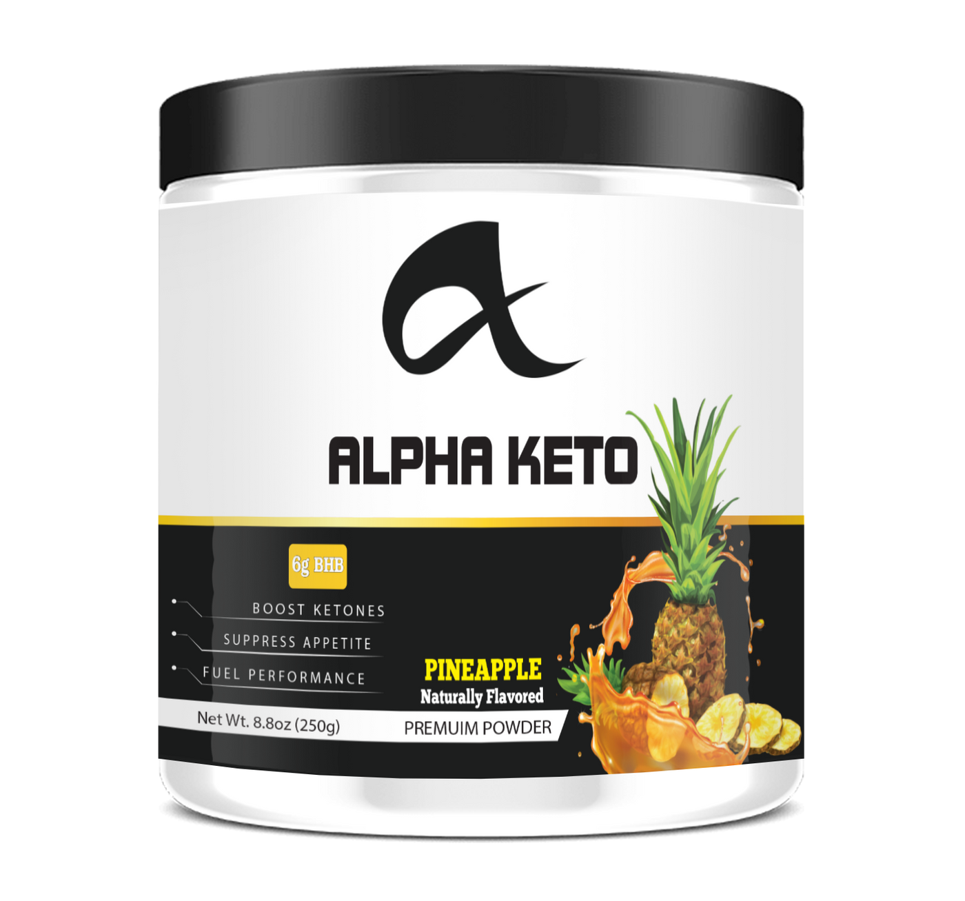 Keto - Alpha Fuze Nutrition