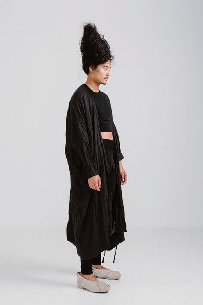 Lela Jacobs XO Smoking Jacket - Linen