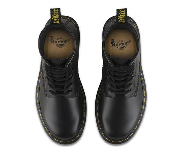 Dr. Martens 1460 8 Up - Black Smooth