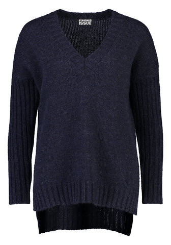 Standard Issue Alpaca Deep V