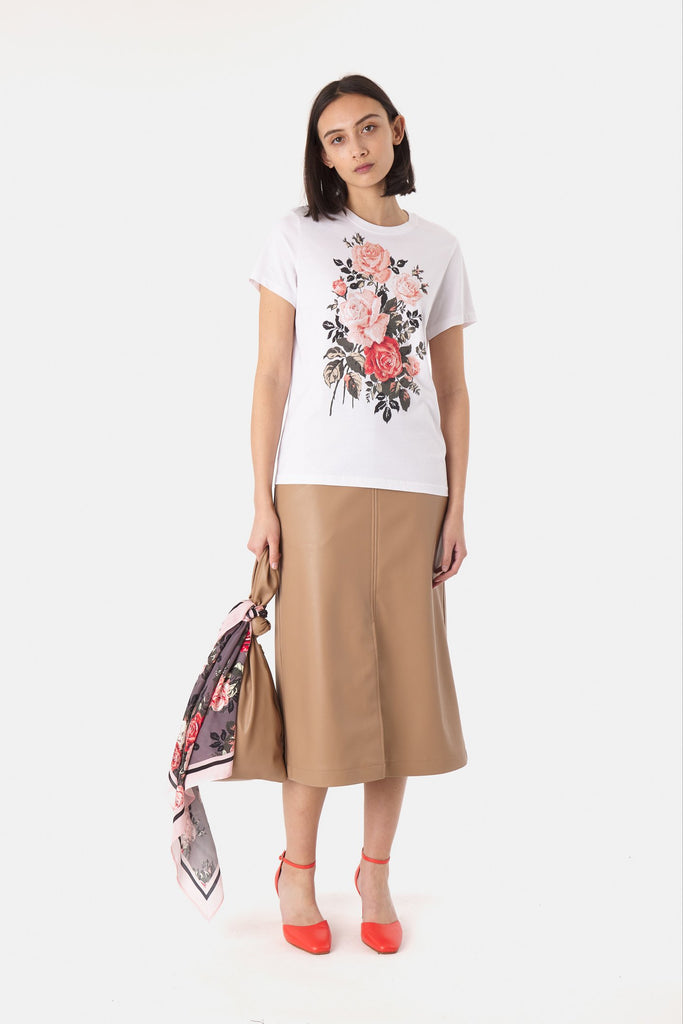 Kate Sylvester Blooms T Shirt S21