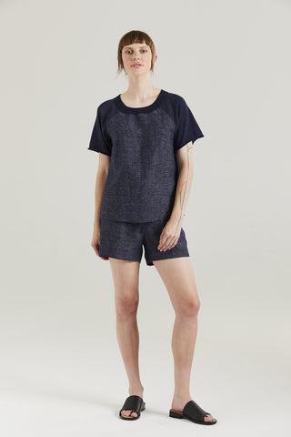 Standard Issue Linen Top S20