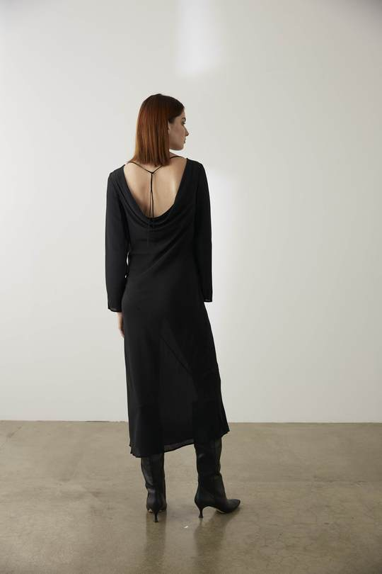 Marle Asta Dress - Black