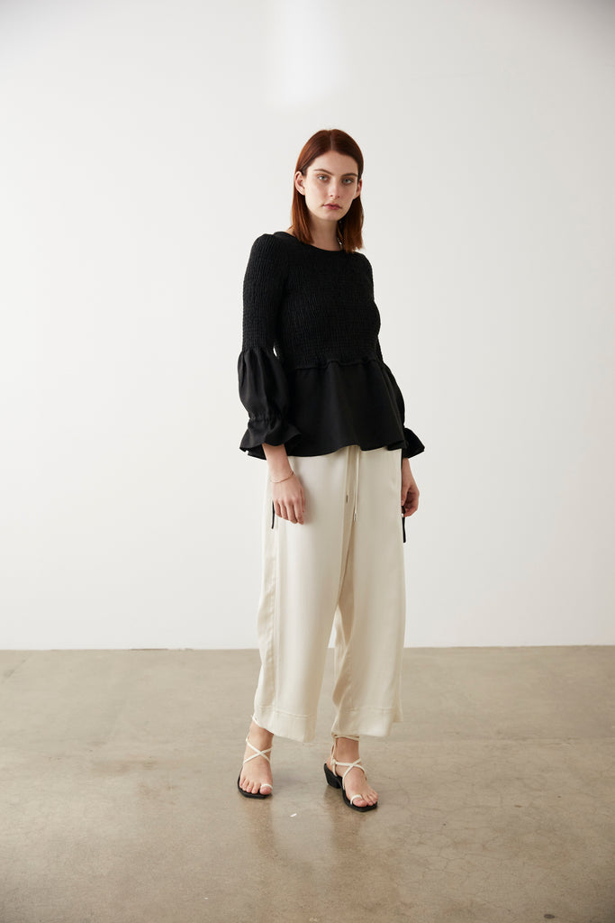 Marle Jade Top - Black