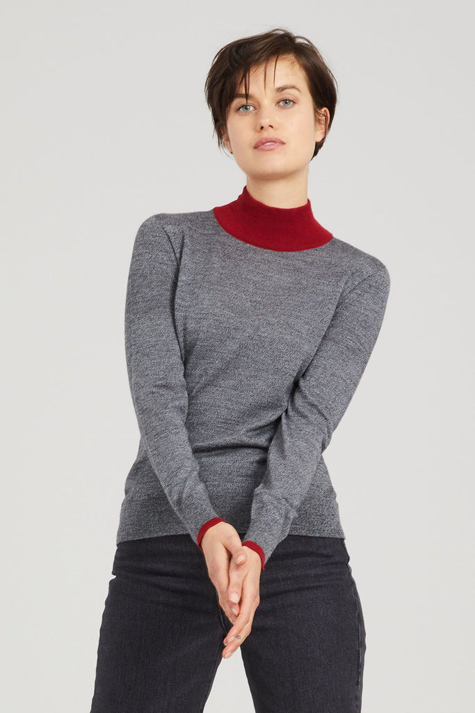 Standard Issue Contrast Line Jumper