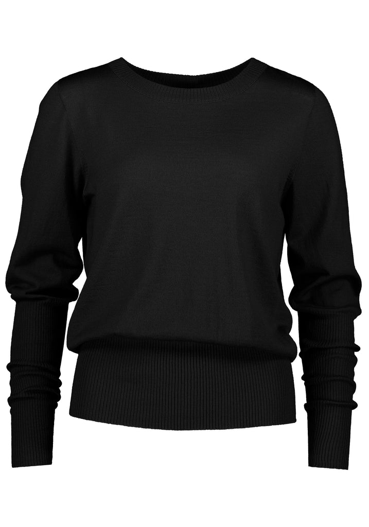 Standard Issue Long Rib Sweater - Army