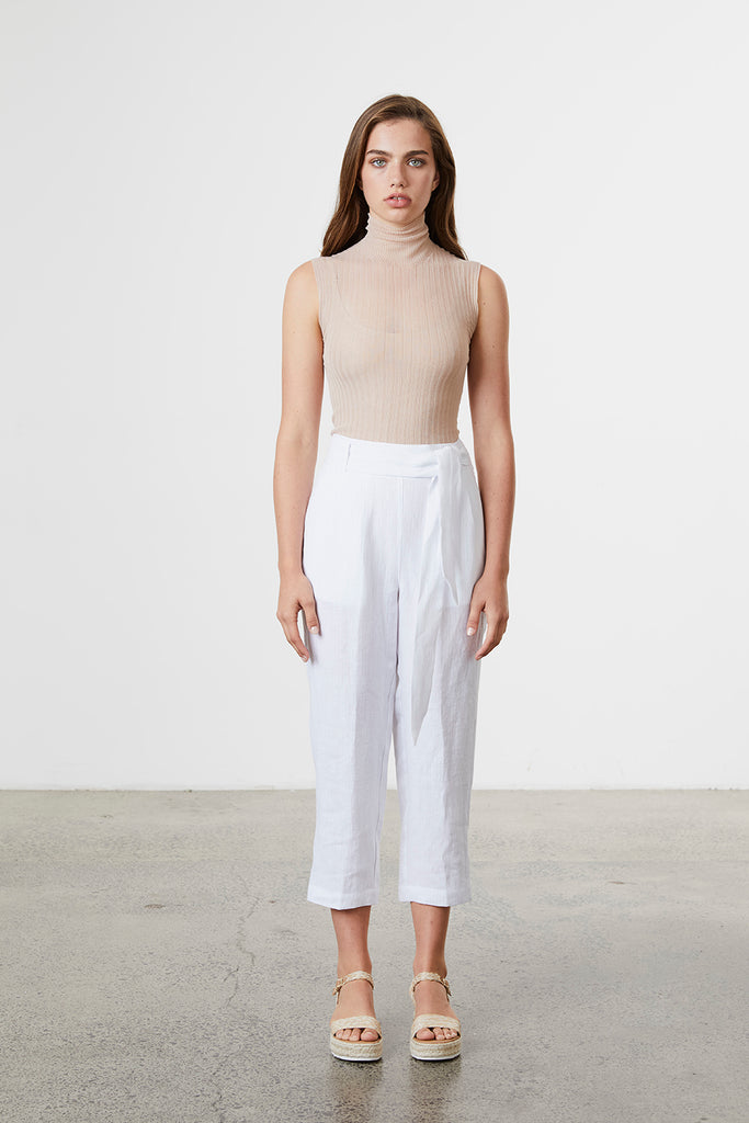 Standard Issue Linen Relaxed Pant