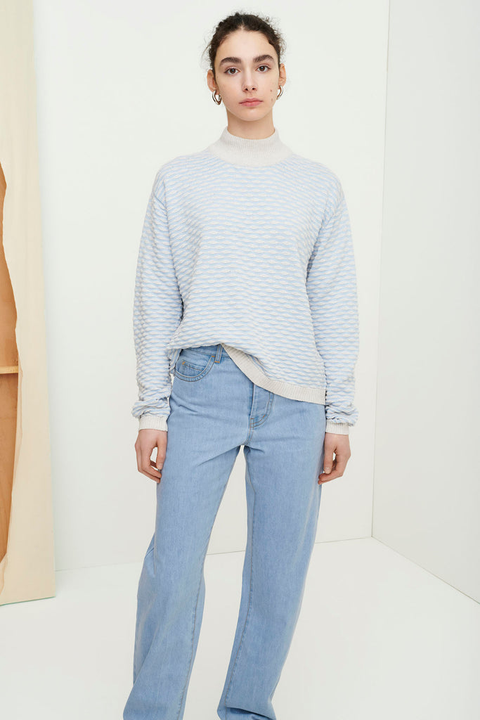 Kowtow Wave Crew - Light Blue