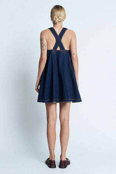 Karen Walker Cascade Dress