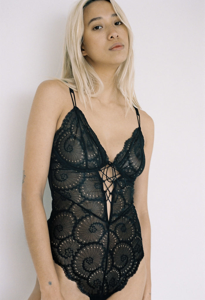 Lonely Delilah Bodysuit