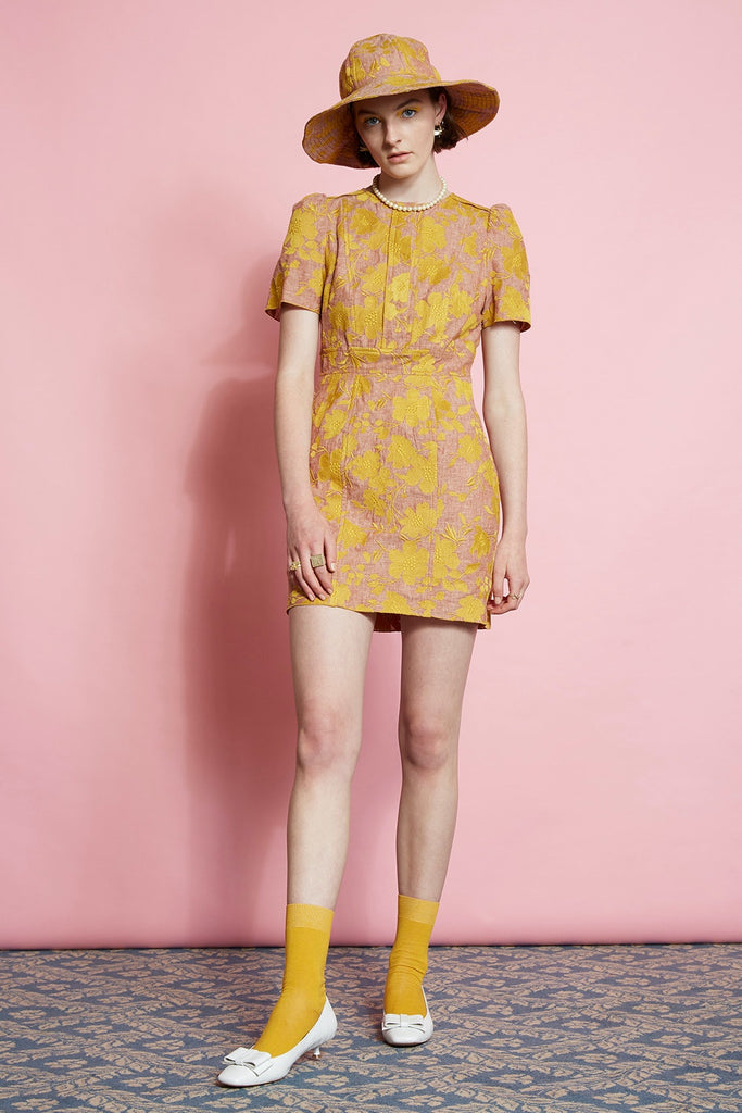 Karen Walker Prairie Dress