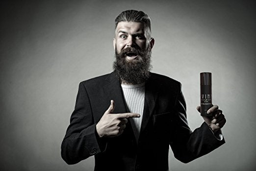 Premium Beard & Hair Oil -100% Natural 1.7oz/50ml