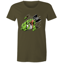 Load image into Gallery viewer, Hop Bomb - AS Colour - Women's Maple Tee