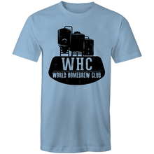 Load image into Gallery viewer, WHC World Homebrew Club - Mens T-Shirt