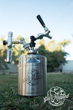Load image into Gallery viewer, Stainless Steel Growler 1.89L - 64oz