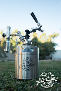 Stainless Steel Growler 1.89L - 64oz