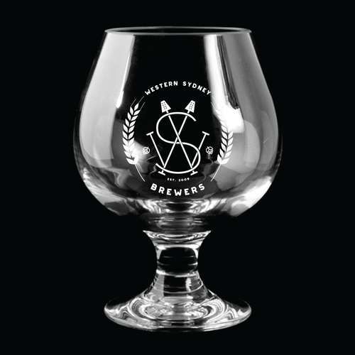 WSB Polycarbonate Goblet Glass - 350mL