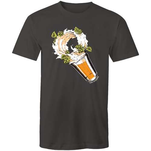 Storm in a Beer Glass - AS Colour Staple - Mens T-Shirt