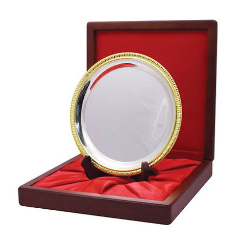 Wooden Box for Salver
