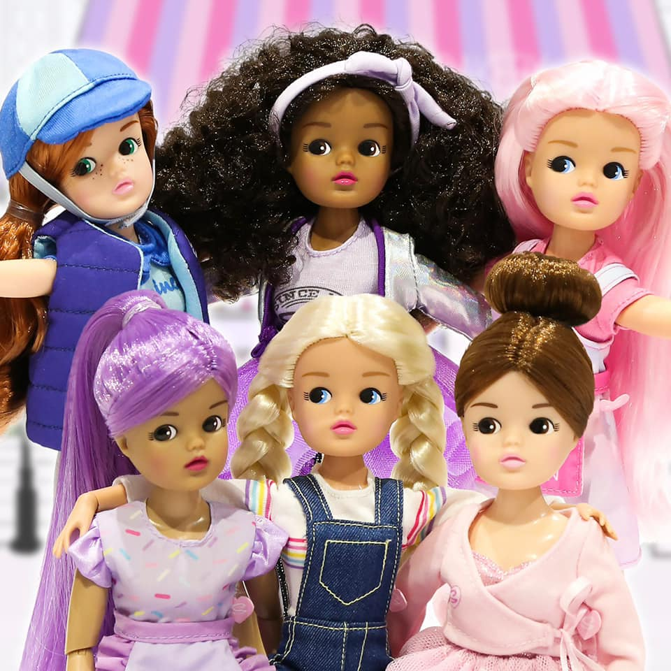 The 2021 Sindy doll play line