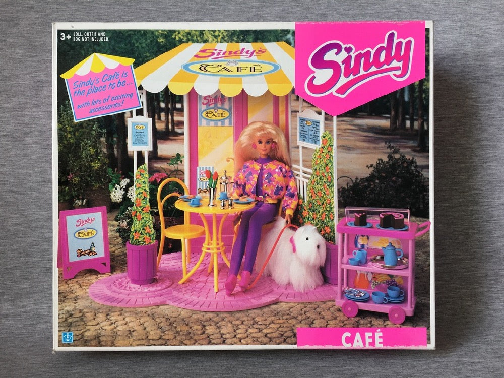 Sindy's Cafe 1993 18293