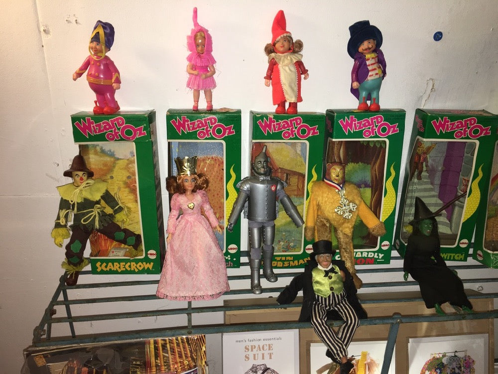 MEGO Wizard of Oz collection
