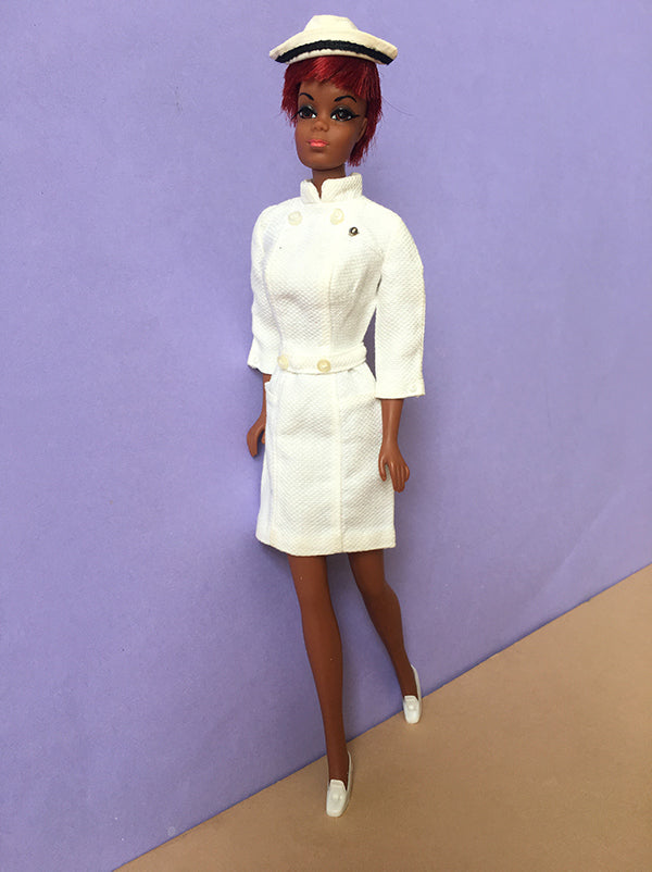 Mattel Julia doll in nurse outfit