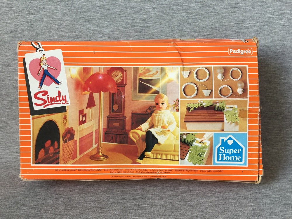 Sindy Super Home Lighting Pack 1984 44439