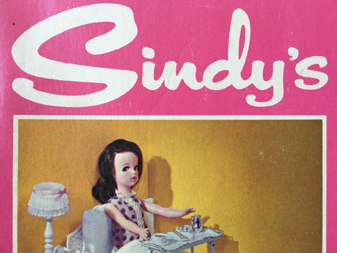 Pedigree Sindy logo 1969