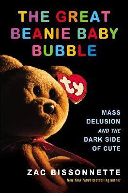 The Great Beanie Baby Bubble book cover