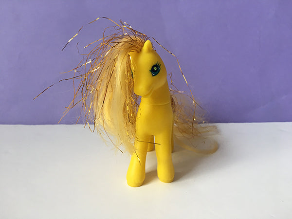 My Little Pony Golden Light Princess