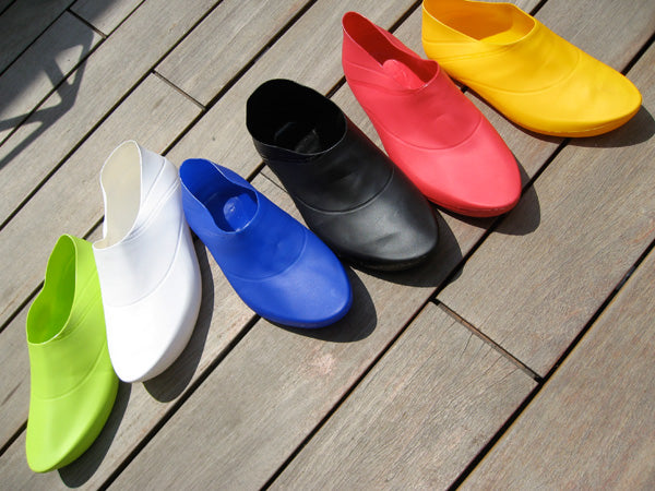 Biodegradable slip on shoes