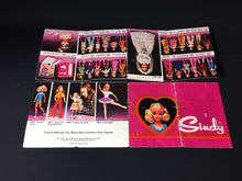 Load image into Gallery viewer, Pedigree Sindy catalogue 1975 leaflet full colour with MPN numbers