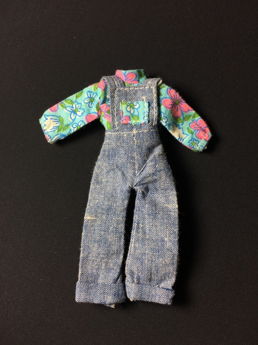 Pippa Dawn size denim dungarees fit 6