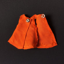 "Load image into Gallery viewer, Miniature Sindy Day Girl dress orange fit Sarah Louise Judy 6"" doll"