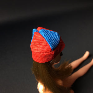 "Miniature Sindy Zing-A-Ding hat fit Sarah Louise Judy 6"" doll"